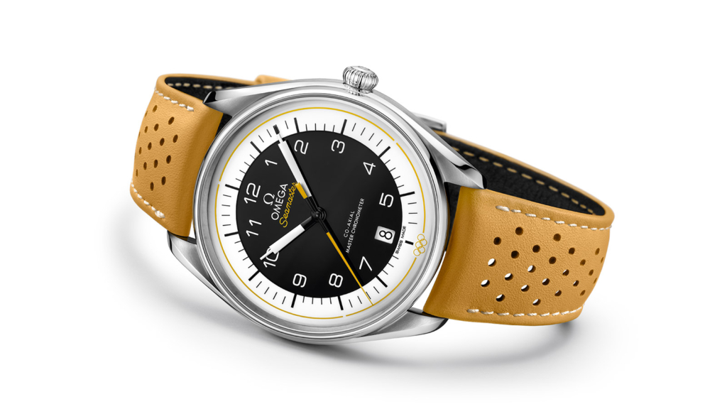 Omega Seamaster Olympic Games Limited Edition