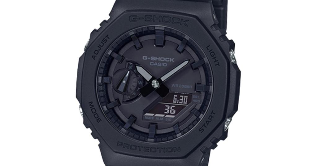 """Casio G-Shock GA-2100 """"CasiOak"""""""