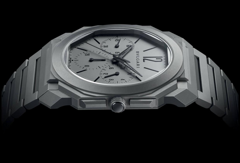 Bulgari Chronograph-GMT