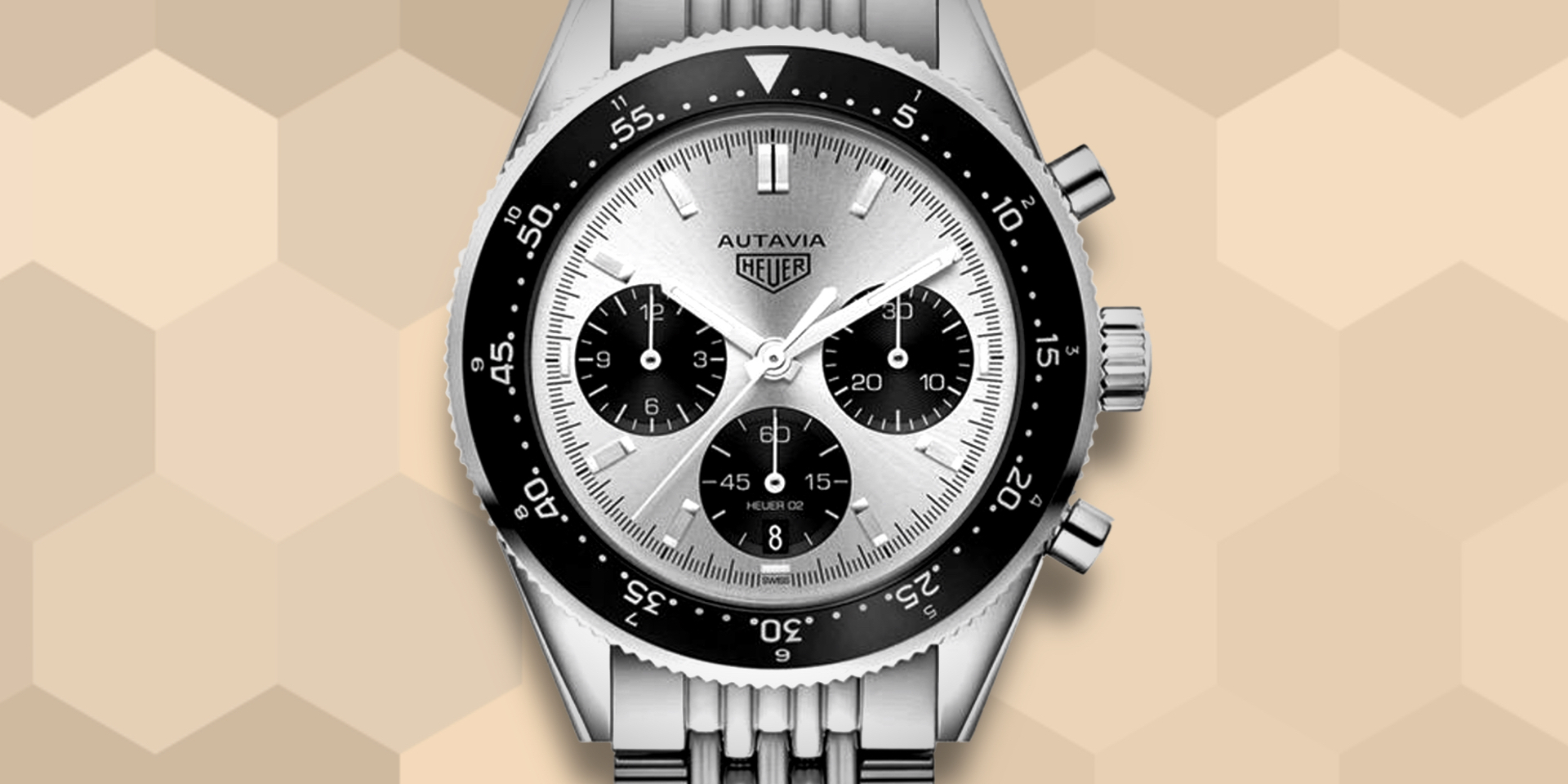 Daring Legacy or TAG Heuer's Best? The Heritage Autavia Calibre Heuer 02 Jack Heuer Edition