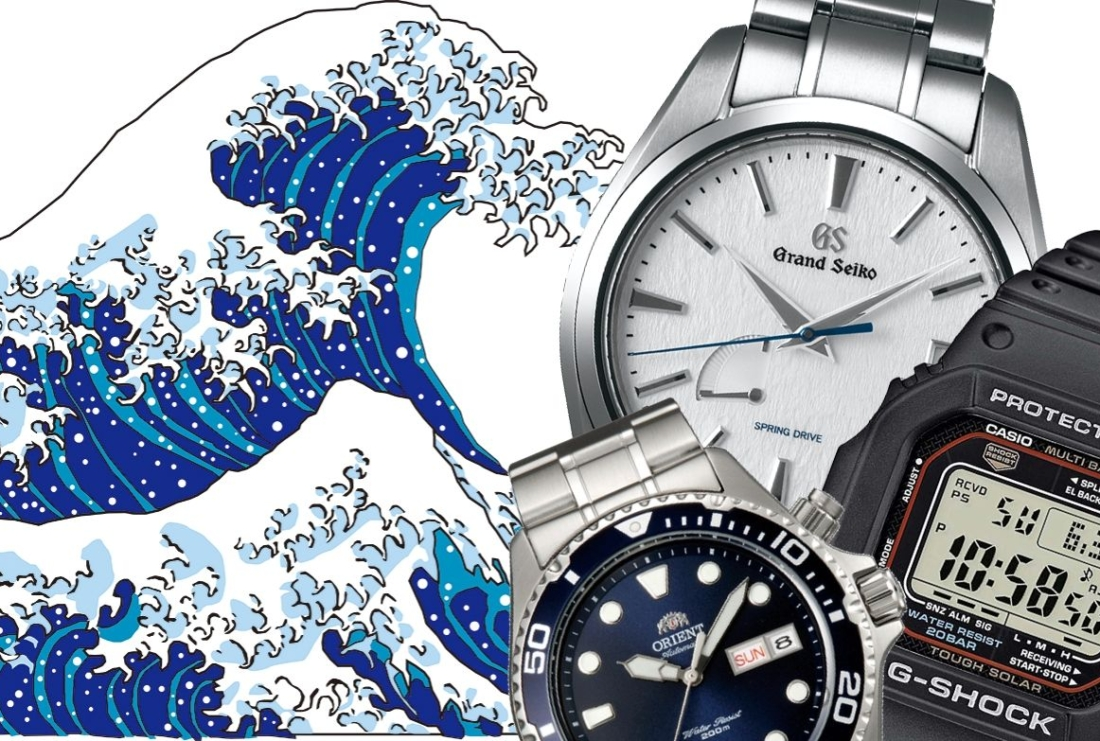 Top 10 Japanese Watch Brands