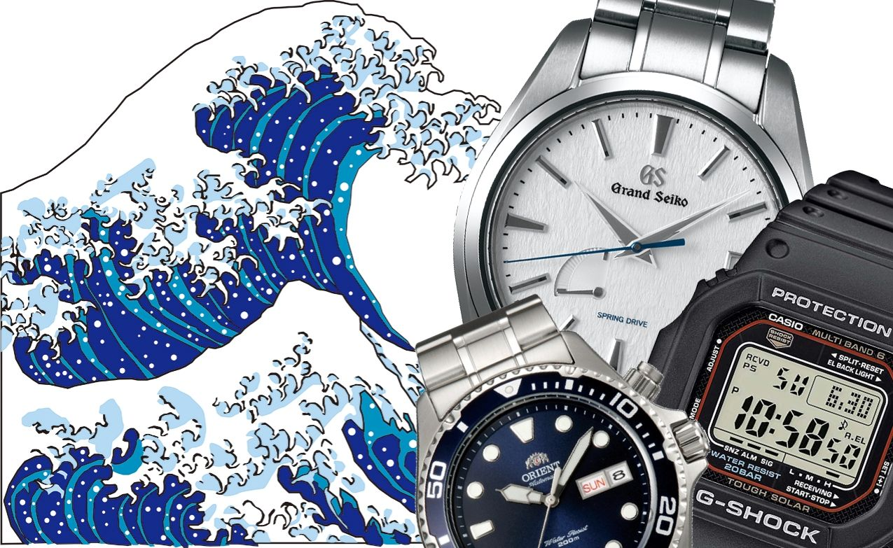 Top 10 Japanese Watch Brands