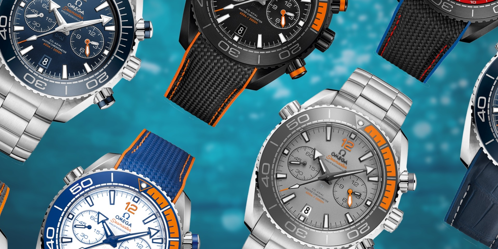 A Sporty Diver and James Bond's Confidant: Omega Seamaster Planet Ocean 600m