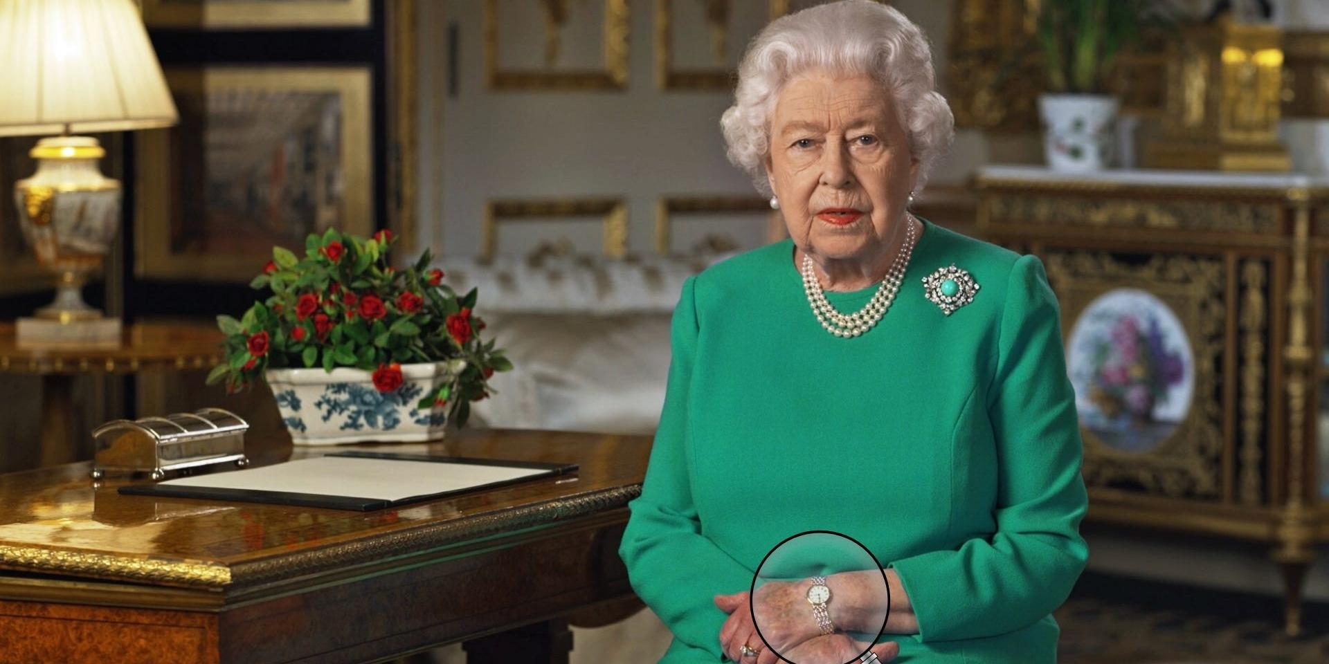 Watch Spotting: Queen Elizabeth II and her Patek Philippe
