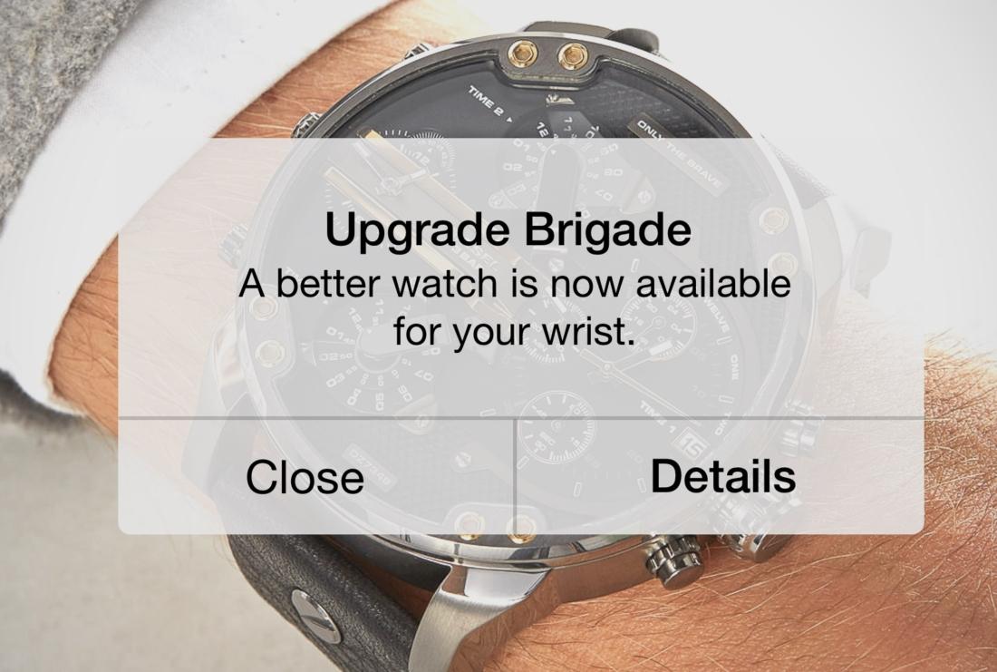 Upgrade Brigade: Alternatives to Diesel Watches