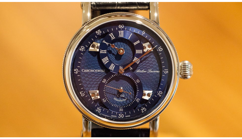 Chronoswiss (Video)