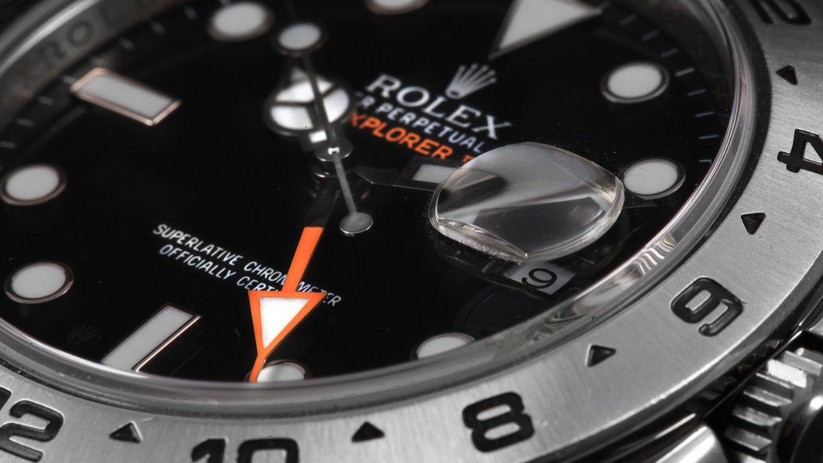The underdog catches up: Rolex Explorer II