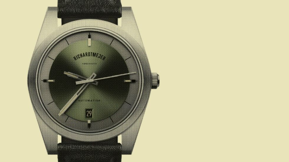 Richardt Mejer Watches: From The Heart Of Copenhagen On The Wrists Of This World