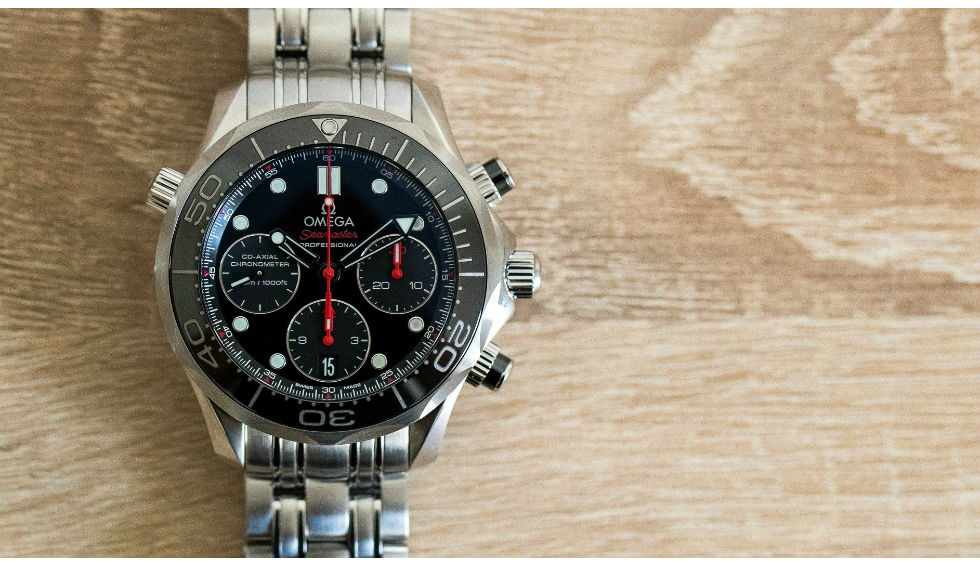 Omega Seamaster Diver 300 M Chronograph (Video)