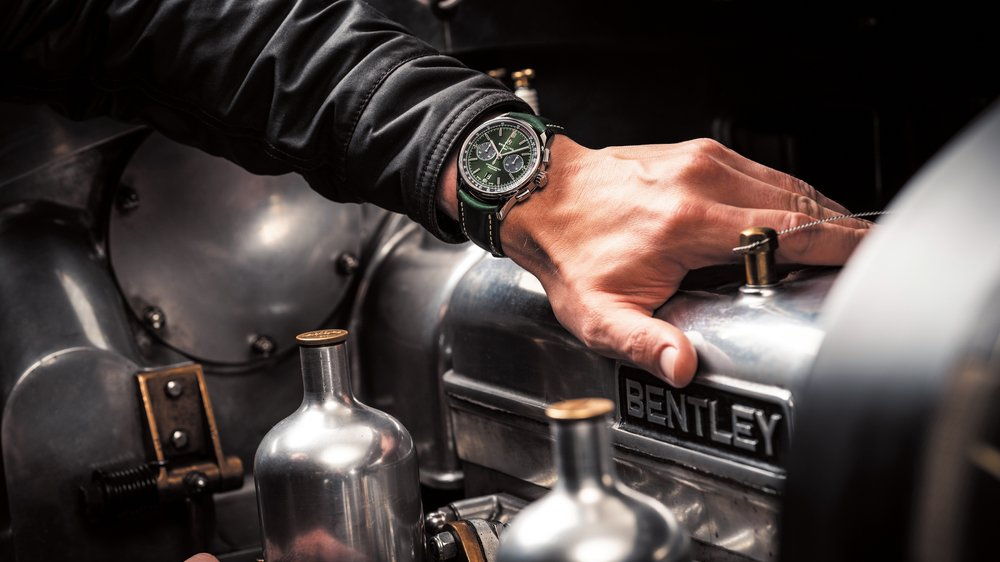Breitling and Bentley: When luxury and luxury come together