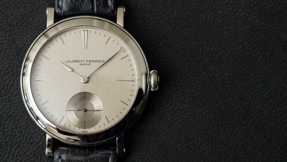 Laurent Ferrier (Video)