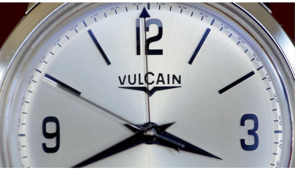 Vulcain 50s Presidents' Watch Cricket President (Video)
