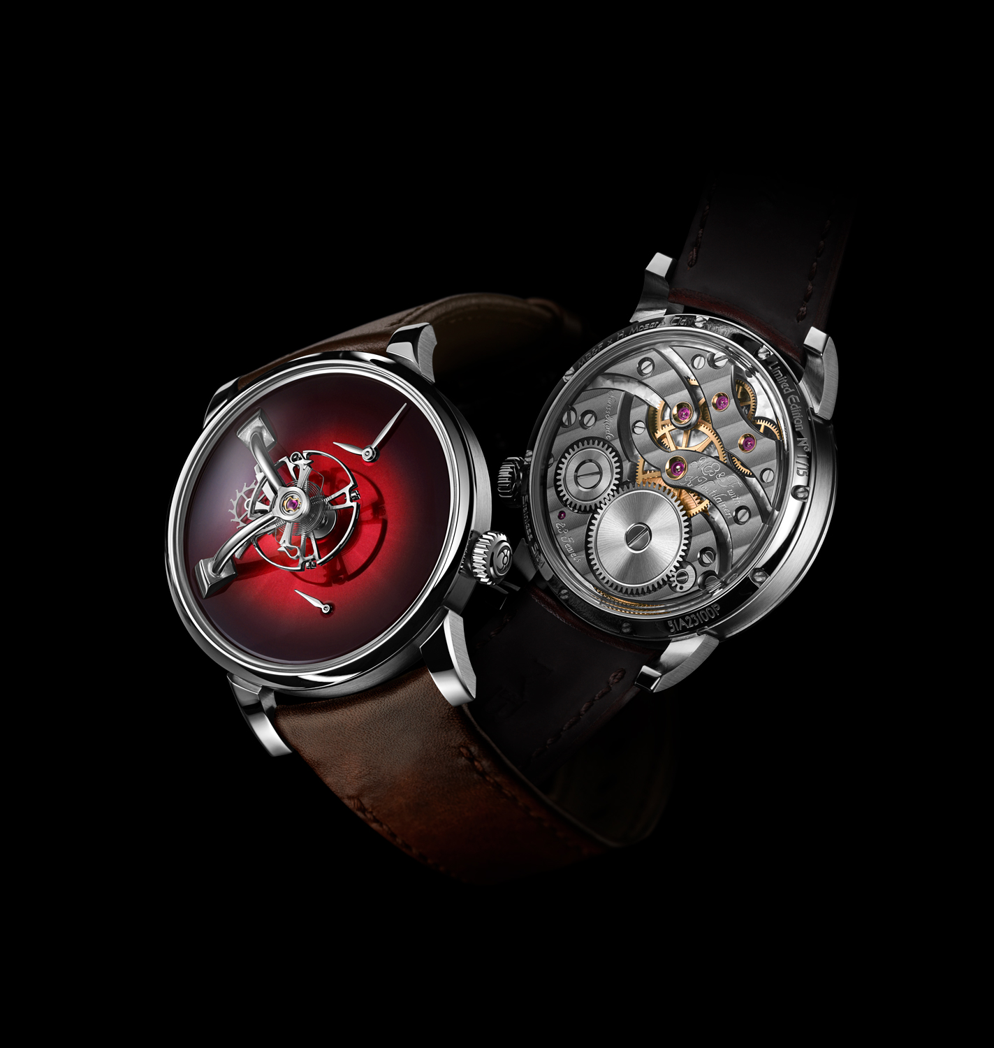MB&F x H. Moser LM101