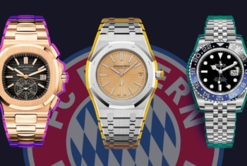 Masterful: The watches of the FC Bayern München stars