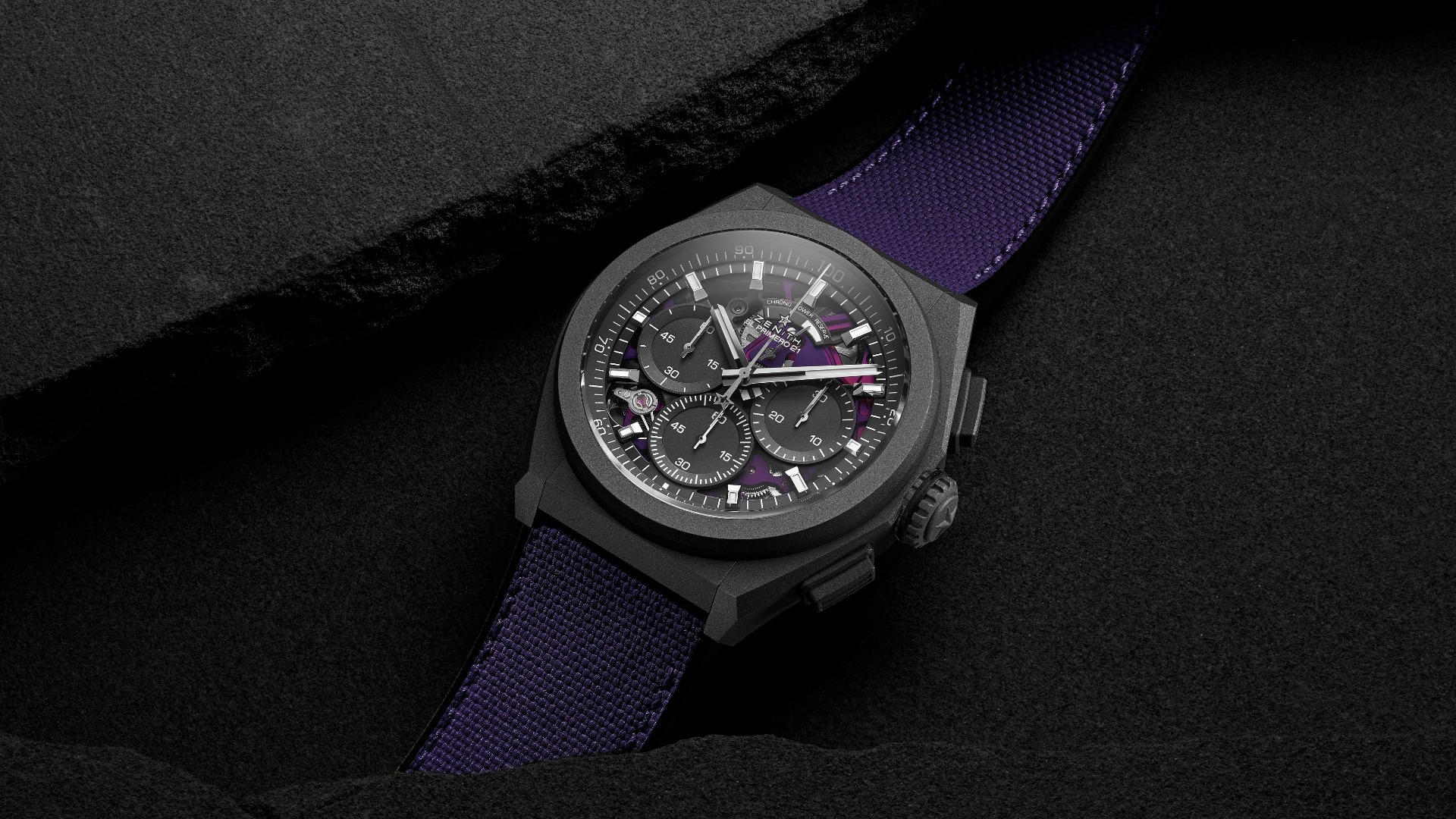 The Future is Now: Zenith Defy 21 Ultraviolet