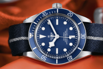 Tudor Black Bay Fifty-Eight Navy Blue: Long-awaited addition to the family