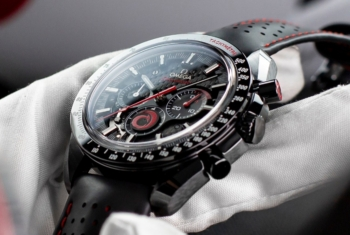 Omega Speedmaster Dark Side of the Moon Alinghi – To the joint partnership