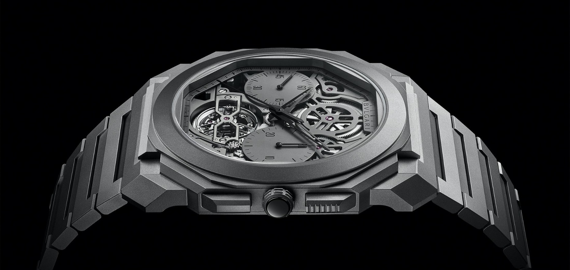 Six years, six world records: Bvlgari Octo Finissimo Tourbillon Chronograph Skeleton Automatic