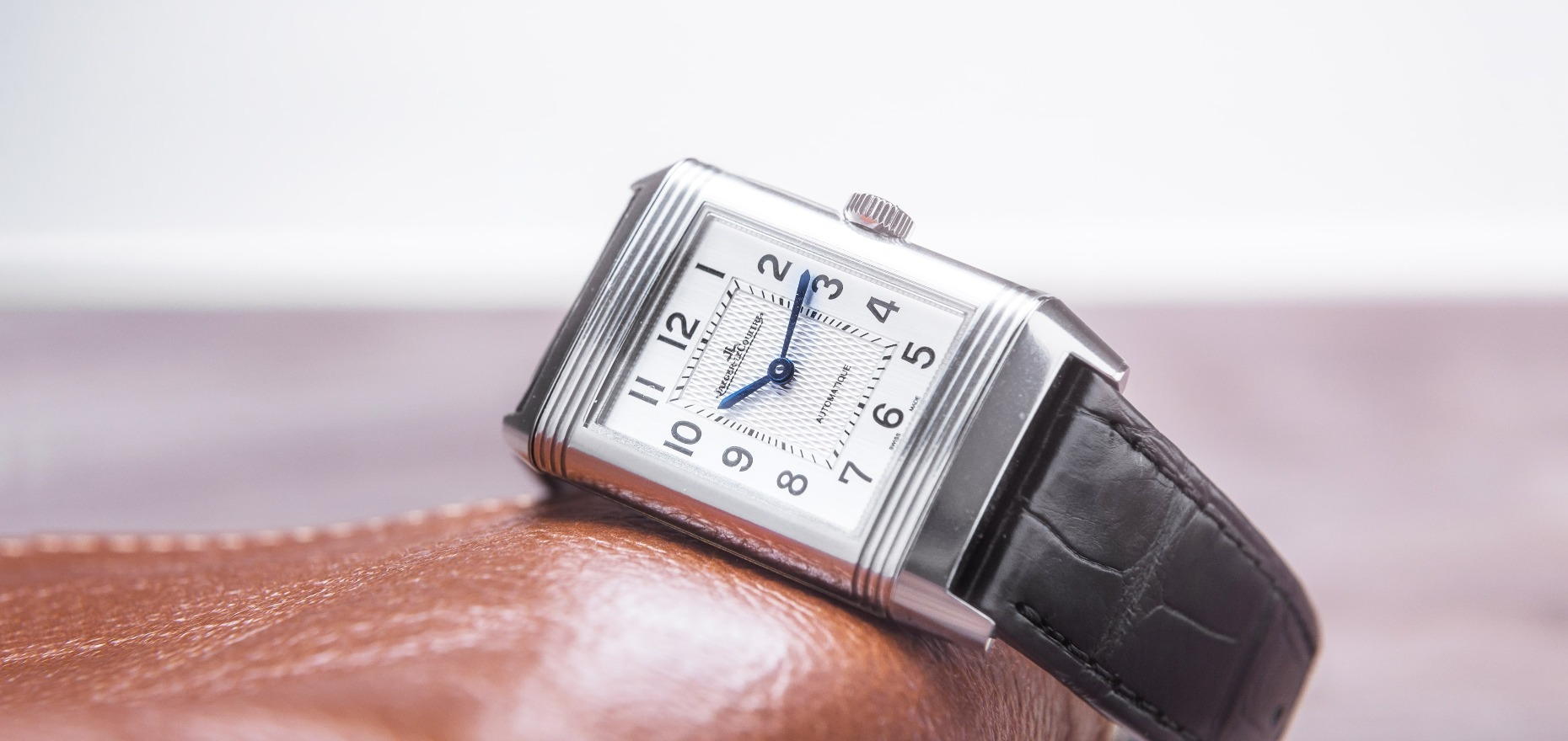 Iconic Watches: Jaeger-LeCoultre Reverso