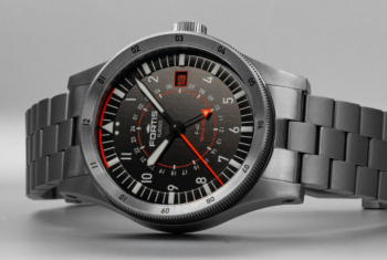 All Good Things Come In Threes: Fortis Flieger F-43 Triple-GMT