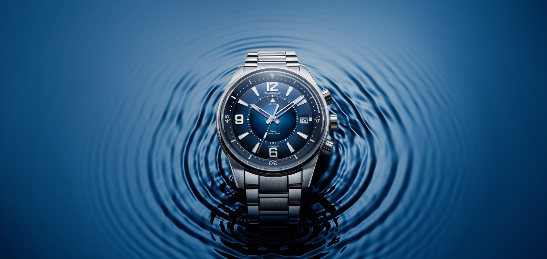 Jaeger-LeCoultre expands its Polaris collection with new Mariner models