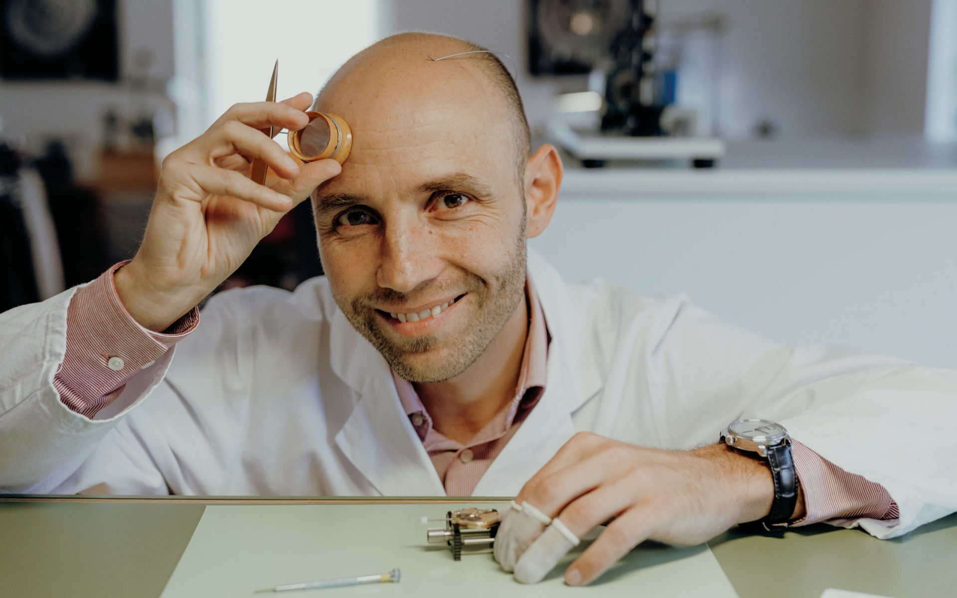 Stefan Kudoke Watchmaker