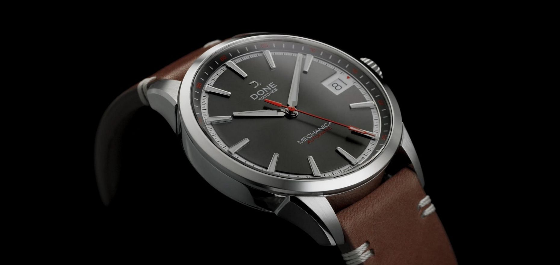DONE Watches: An up-and-coming indie watch brand from Switzerland