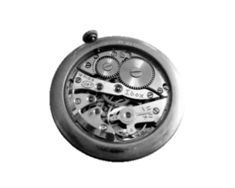 Edox Pocket Watch