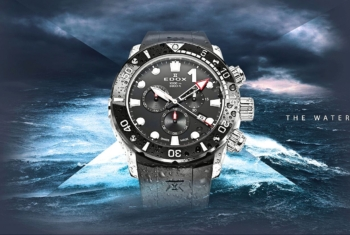 Edox – The Water Champion of fine Swiss watchmaking