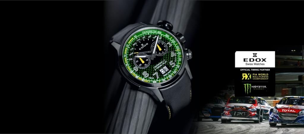 Edox Watches 2