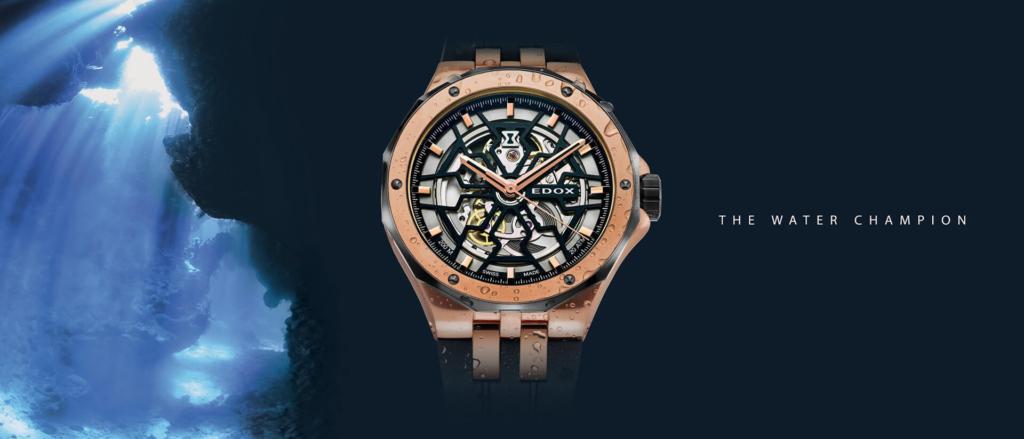 Edox Watches 3
