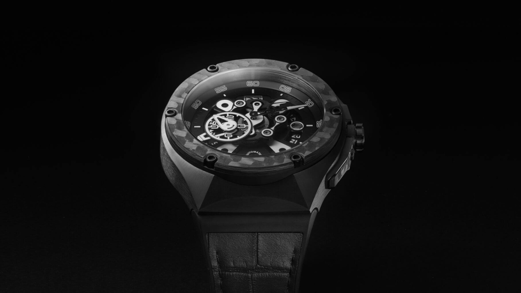 Franck Dubarry Watch Crazy Wheel 1