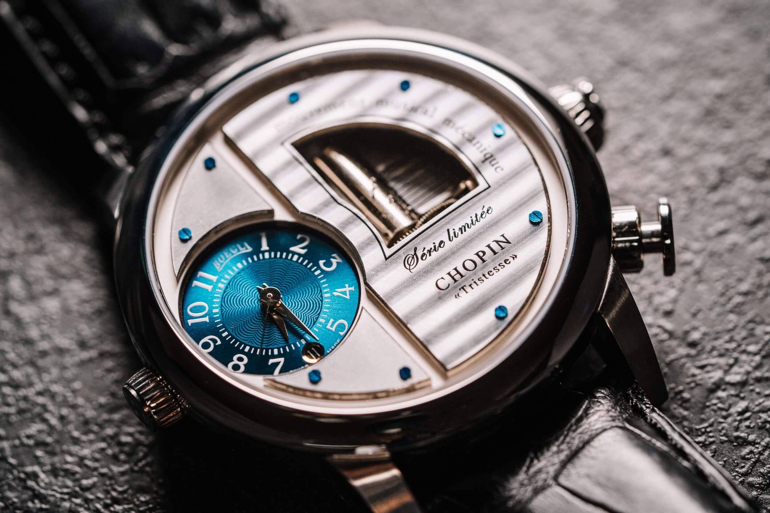 Boegli Watch
