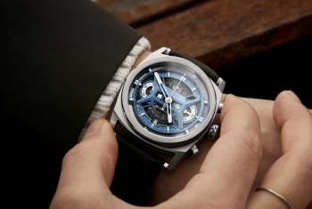 CODE41 NB24 Chronograph: New Terrain, Same High-End Approach