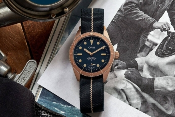 Oris Carl Brashear Caliber 401 – Honoring a great man's legacy