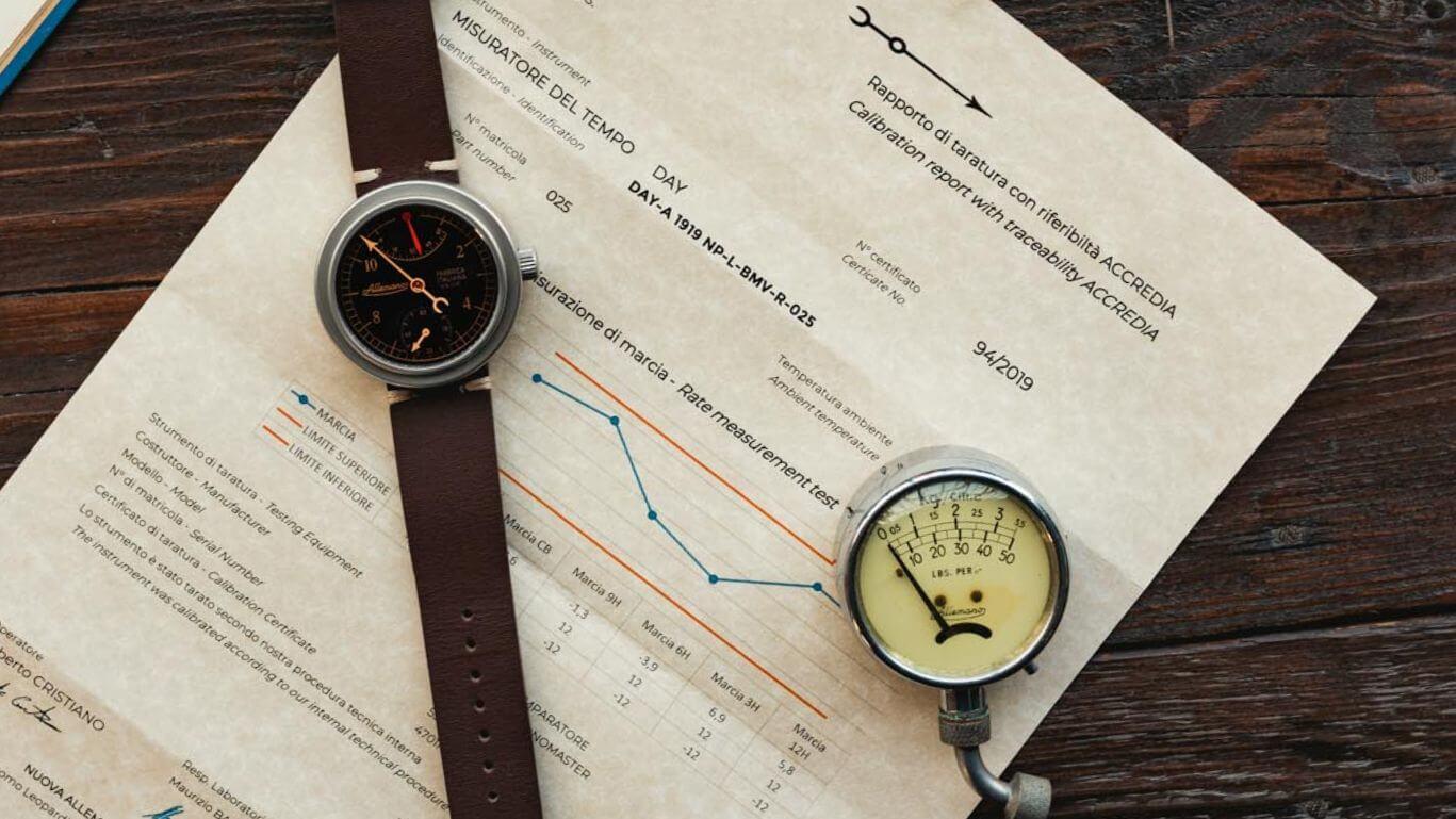 Allemano Watches