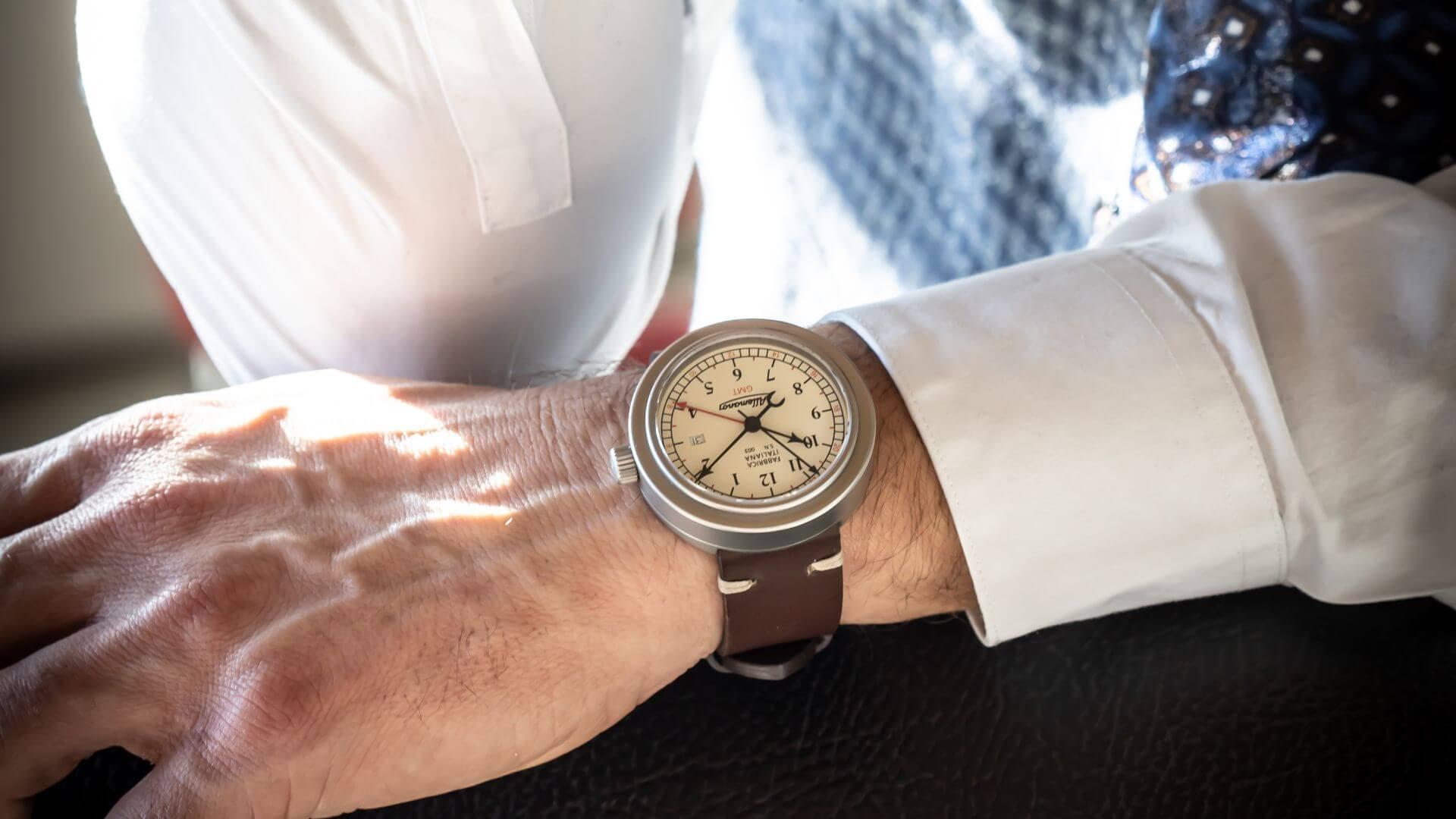 Allemano Watches Turin