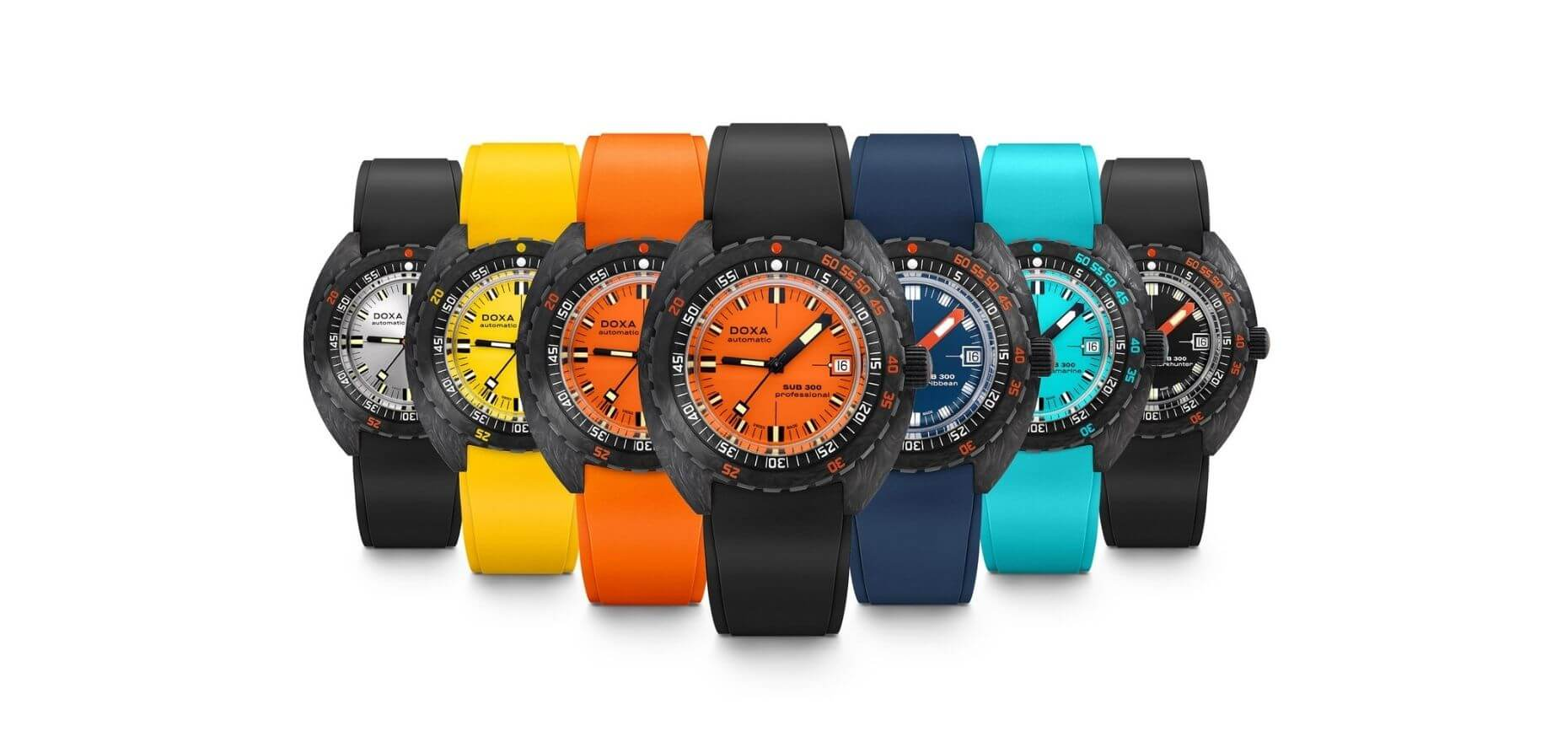 Doxa Sub 300 Carbon COSC: The Perfect Summer Watch For All Dive Watch Fans