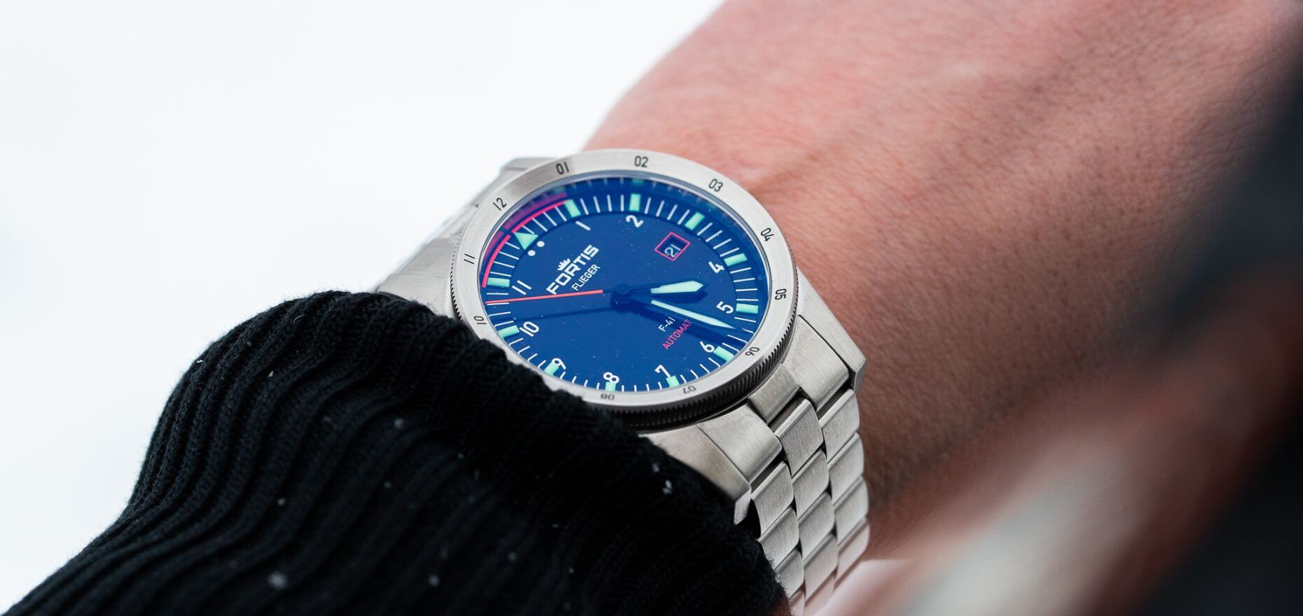 Hands-On Review: The new Fortis Flieger Collection