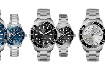 TAG Heuer's Diver Classic Gets An Update: TAG Heuer Aquaracer Professional 300