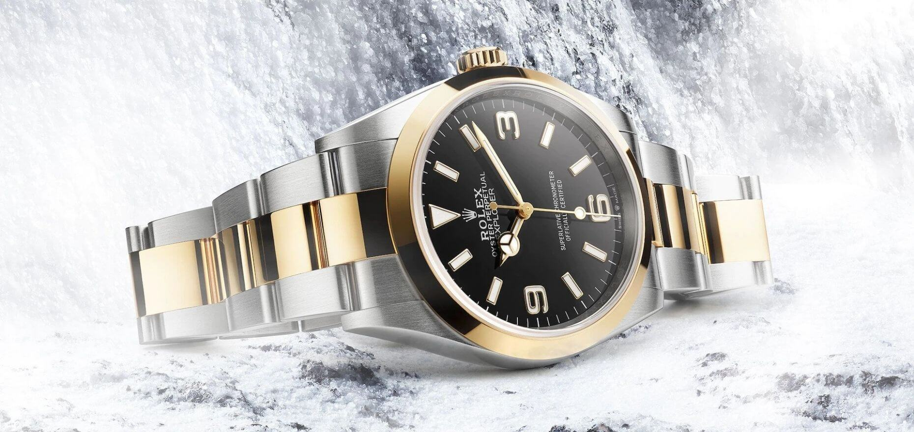 Long-awaited and finally here: The new Rolex Explorer 36mm (Ref. 124270 & Ref. 124273)