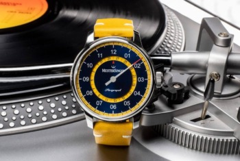 MeisterSinger Classic 2.0: The new Perigraph Mellow Yellow