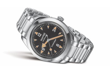 60 years of Scientigraf: Eberhard & Co. revives one of the world's first anti-magnetic watches