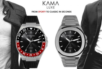 Did Kamawatch Just Launch the World's Most Versatile Watch?