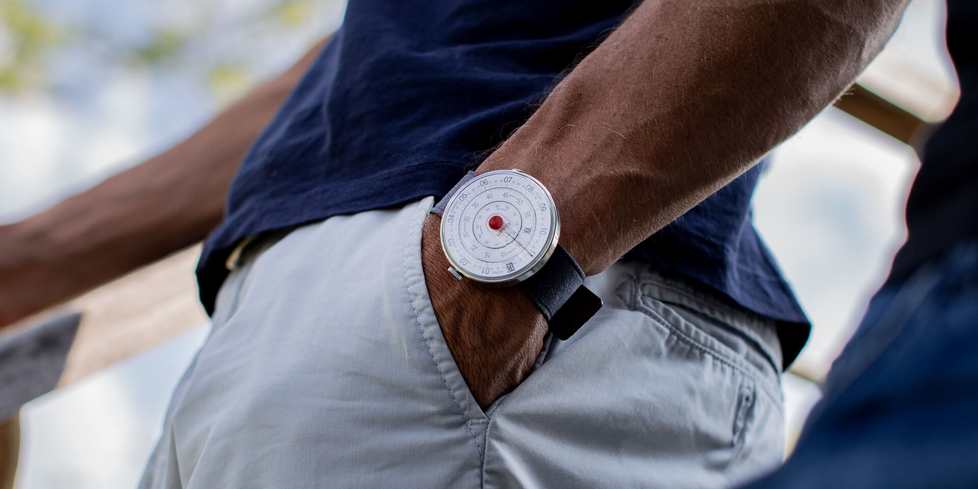 Klok 01 and Klok 01 5th Anniversary from Klokers – Have the Time Revealed by a Time Calculation Device